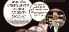 Best Restaurant Calgary 2012 2013 2014